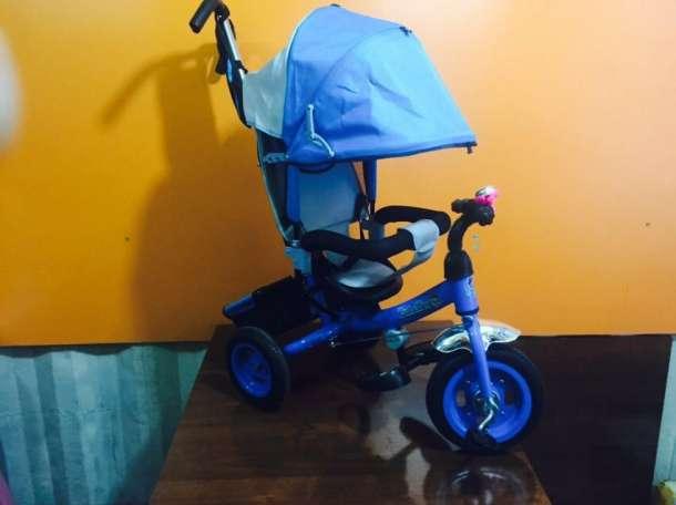 Детский трехколесный велосипед , фотография 2