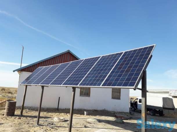 Автономная солнечная электростанция, фотография 3