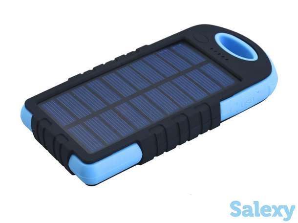 Продам внешний аккумулятор Power Bank Solar Charger, фотография 4