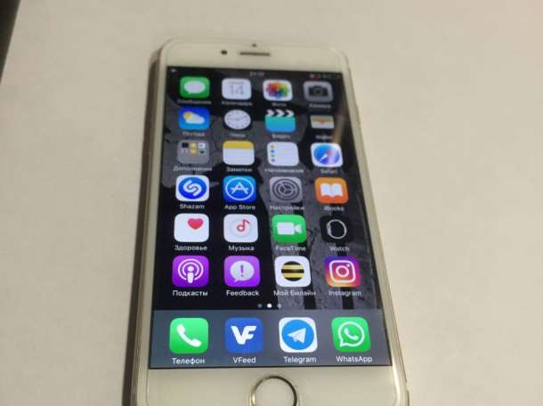 Продам IPhone 6 gold - 64 gb! , фотография 2