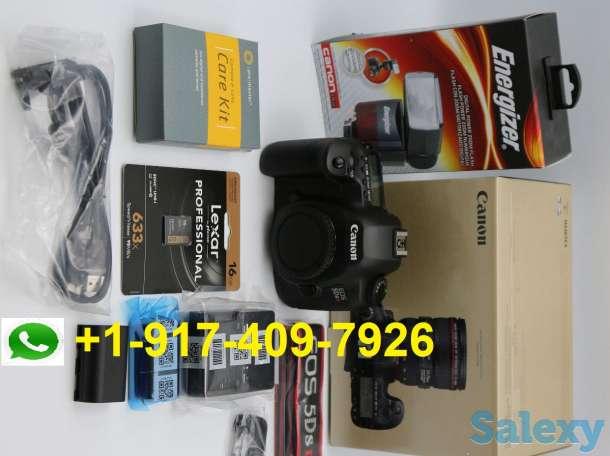 Совершенно новые камеры Canon и Nikon, фотография 1