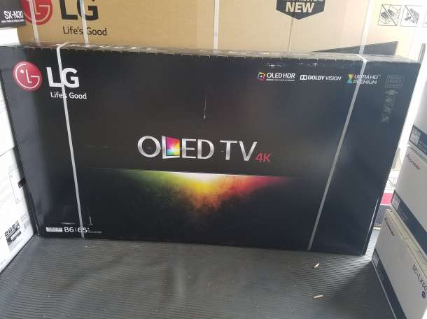 LG 65-Inch 4K UHD Smart OLED TV, фотография 1