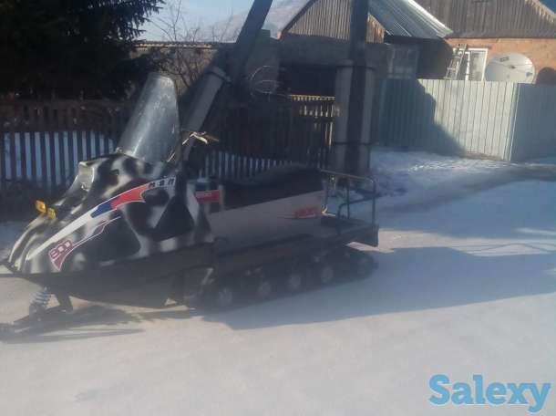 продам снегоход мвп800, фотография 3