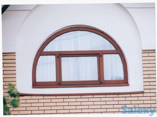 изготовление деревянных евро окон, фотография 6