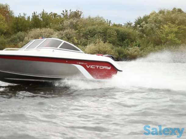 Купить лодку (катер) Victory 500 Open, фотография 5