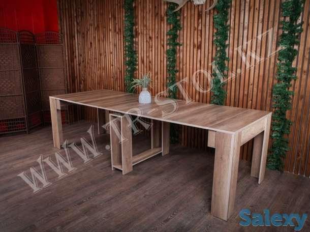Консольный раскладной стол, фотография 3