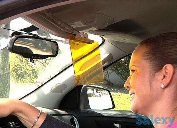 Солнцезащитный козырек для безопасного вождения, фотография 4