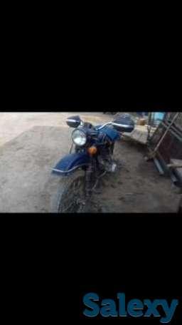 Урал мотацикл, фотография 1