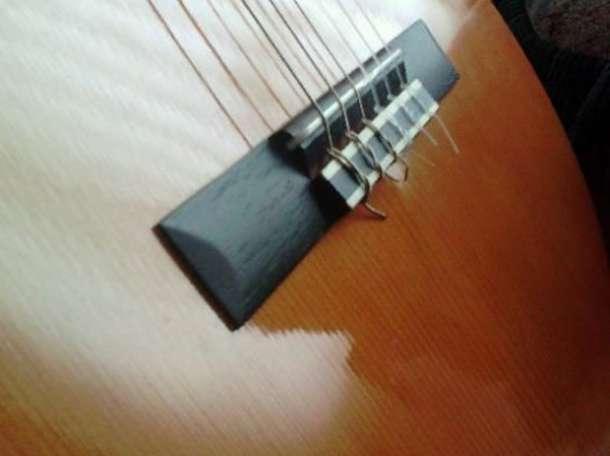 Классическая гитара Yamaha C-45 (с кейсом), фотография 6