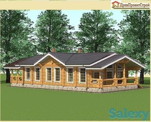 Строим самые красивые деревянные дома, фотография 1