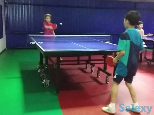 Школа настольного тенниса, фотография 2