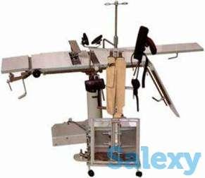 Стол операционный с ручным приводом СОУр-1, фотография 1