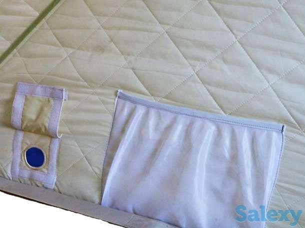 Палатка Polar Bird для Зимней Рыбалки 2 3Т 4Т Long, фотография 7