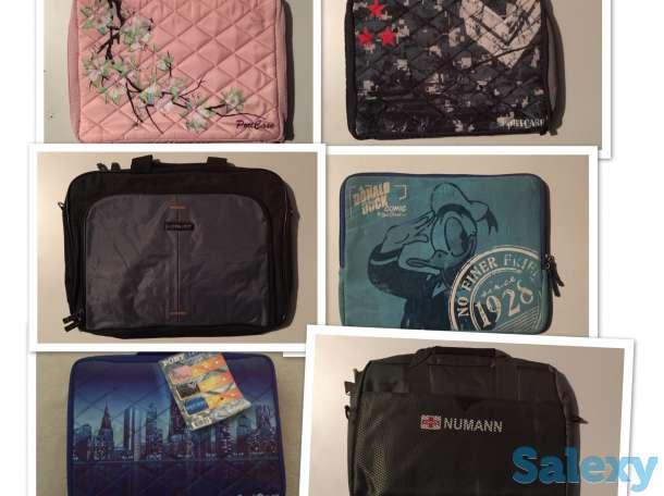 Новые сумки и чехлы для ноутбуков от 1500 тенге, фотография 1