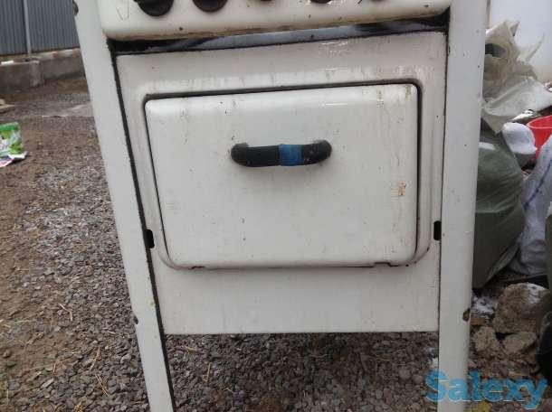 Газовая плита, фотография 1