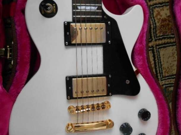 Электрогитара Epiphone Studio Les Paul Model (с кейсом), фотография 8