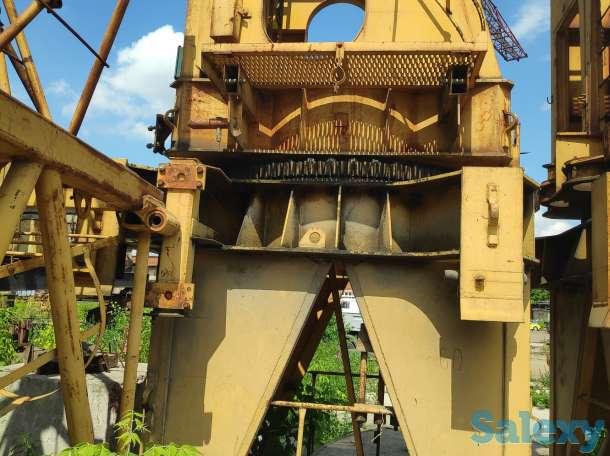 Продам башенный кран КБ-474, фотография 3