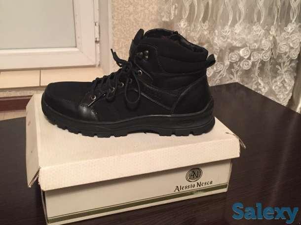 Продам новые мужские ботинки р45, фотография 1