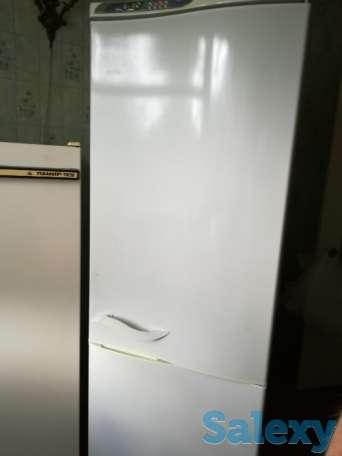 Продам двухкамерный холодильник Атлант,с нижней морозильной камерой, фотография 3